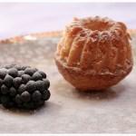Vanille-Gugelhupf & Apfel-Brombeer-Gelee mit Vanille