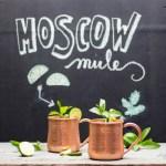 Moscow Mule und Urlaubs-Blues