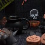 Spooky Brown Sugar Halloween Muffins