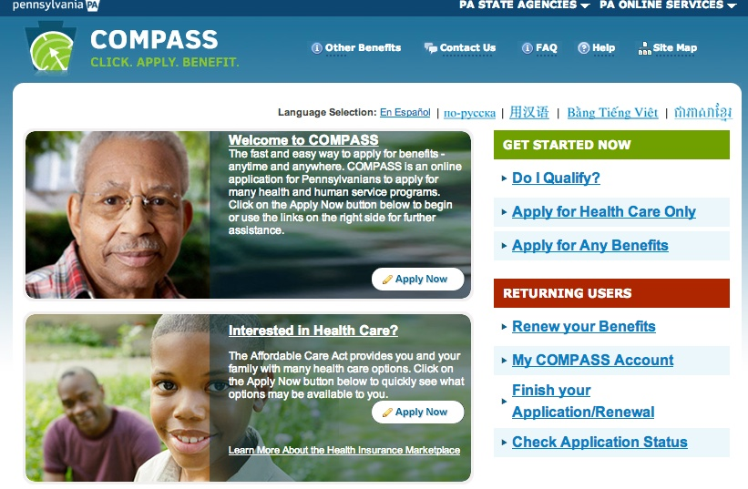 """PA Compass Renew Benefits"""