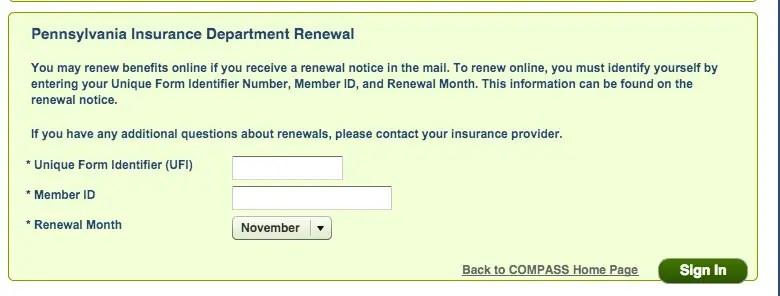 """""""Renew PA CHIP Insurance"""""""