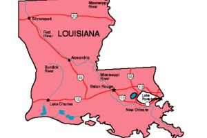 """""""Louisiana Food Stamps Office"""""""