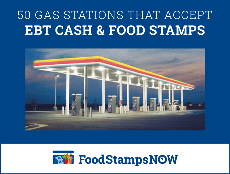 photograph relating to Printable Food Stamp Application Texas known as The 50 Fuel Stations that take EBT Funds/Meals Stamps - Foods