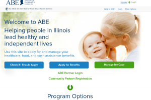 Application for Benefits Eligibility Create an Account