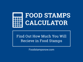 """Food Stamps Calculator"""