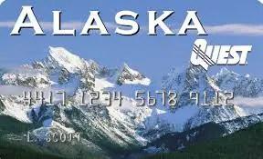 Alaska Food Stamps Quest Card