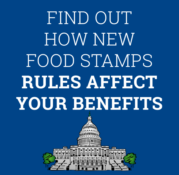 """new work requirements food stamps"""