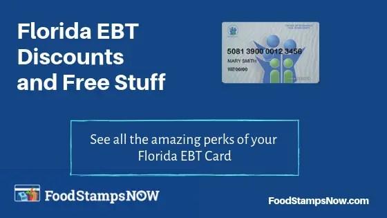 """""""Florida EBT Discounts"""""""