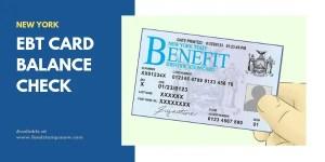 New York EBT Card Balance Check