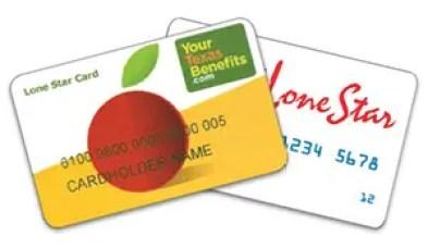 """Texas EBT Card Balance"""