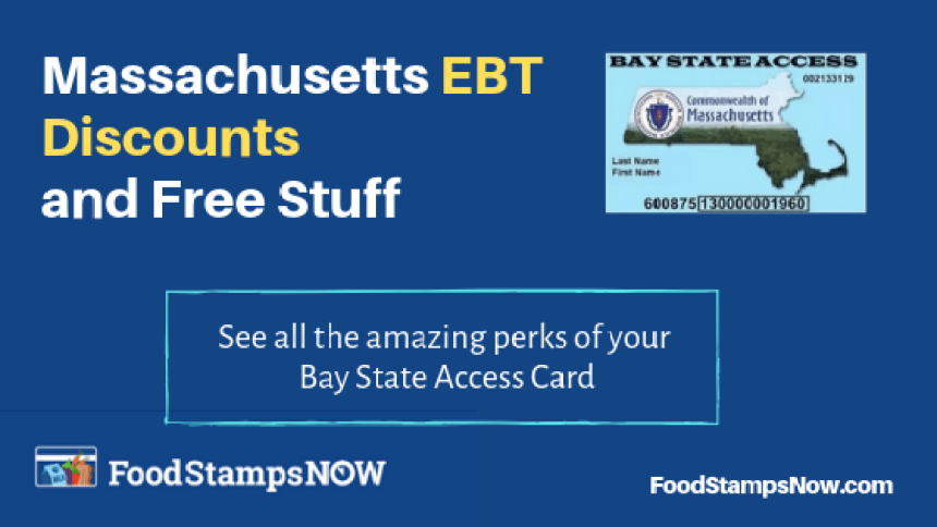 """Massachusetts EBT Discounts"""