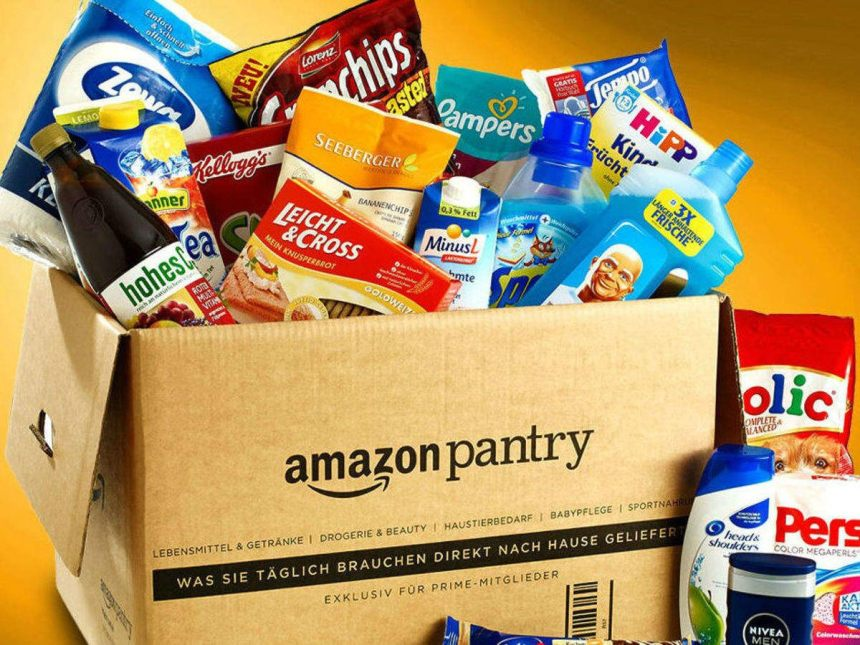 """""""Amazon Pantry Student Discount"""""""