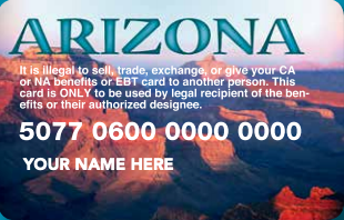 """Arizona Quest Card"""