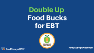 """Double Up Food Bucks for EBT"""