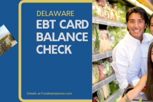"""""""How to Check Your Delaware EBT Card Balance"""""""