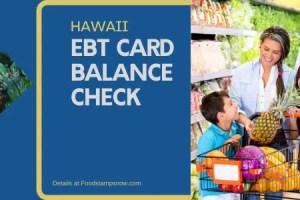 """How to Check Your Hawaii EBT Card Balance"""