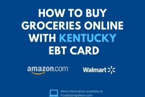 """""""Buy Groceries Online with Kentucky EBT"""""""