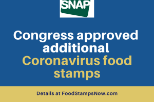 """See how much you will receive in additional coronavirus food stamps"""