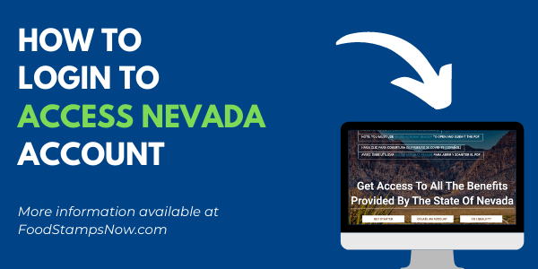 """""""How to Login to Access Nevada Account"""""""
