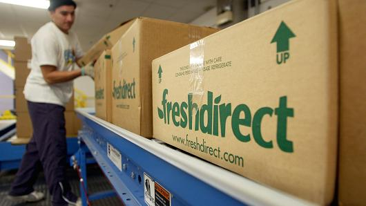 Use EBT Online at Fresh Direct