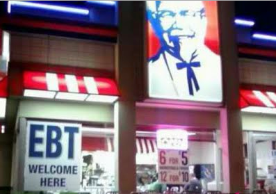 """Fast Food Restaurants that accept EBT Food Stamps California"""