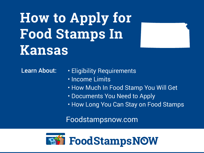 Apply for Food Stamps in Kansas