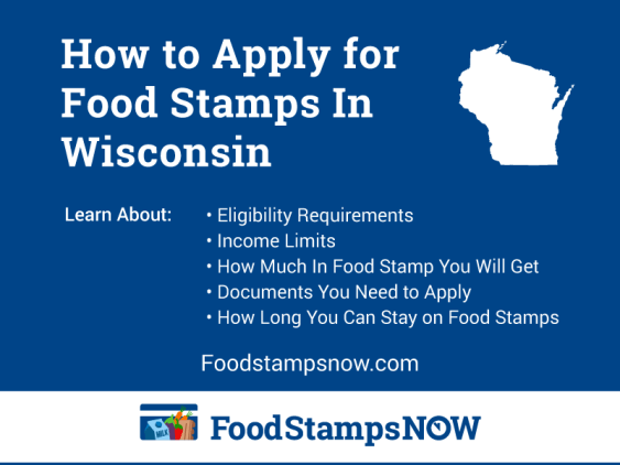 """""""How to Apply for Food Stamps in Wisconsin Online"""""""