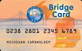 """Michigan EBT Card"""