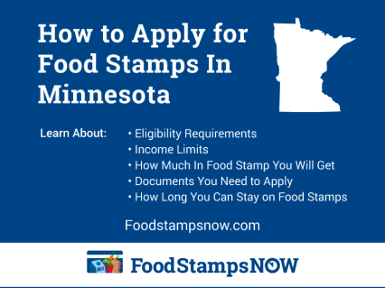 """""""How to Apply for Food Stamps in Minnesota Online"""""""