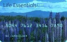 """New Hampshire EBT Card"""