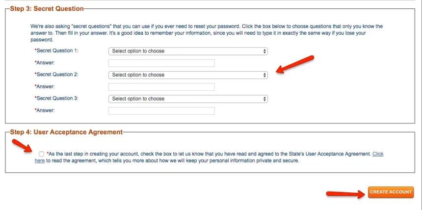 """How to Create Gateway.ga.gov Account - 2"""