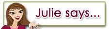 juliesays