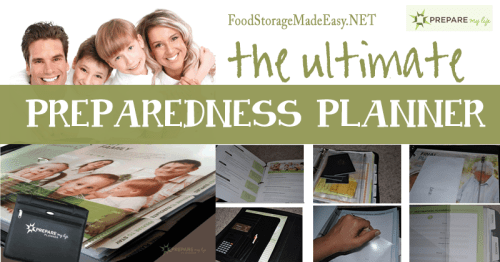 The Ultimate Preparedness Planner