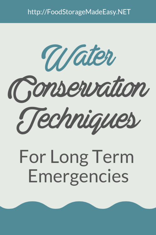 water conservation techniques pin