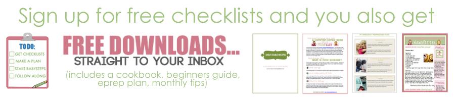 checklistshome