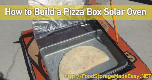 pizzaboxsunoven