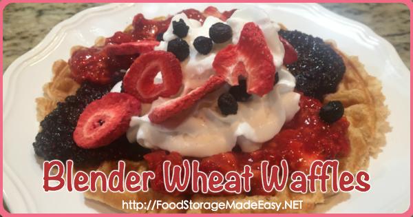 blender-waffles
