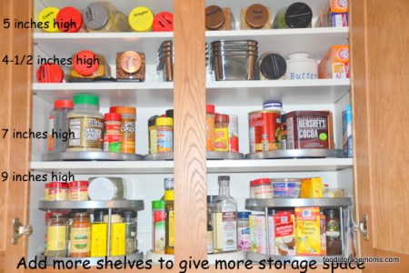 You Can Make More Space In Your Small Kitchen By Adding Shelves Kitchens need more shelves