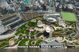 Parque-Namba-Osaka-Japon