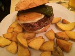 Hammer burger