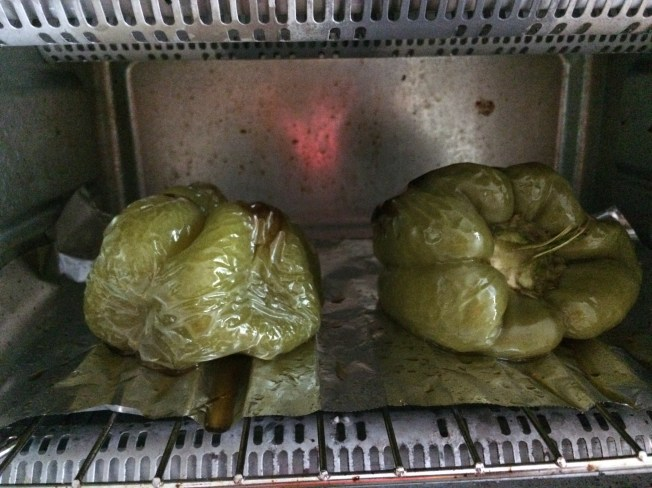 ...post-roast!
