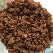 Chocolate crisped rice cereal