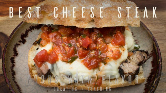 If you like a Philly cheese steak, you will love my version. It cost a lot more to make but is far superior in taste.