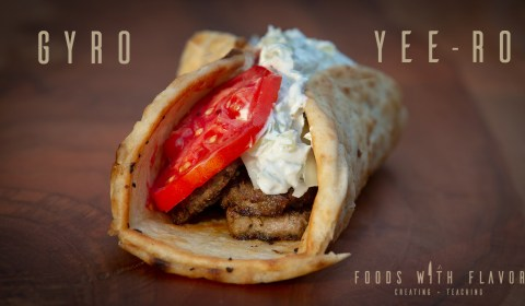 How to make a Gyro at Home.