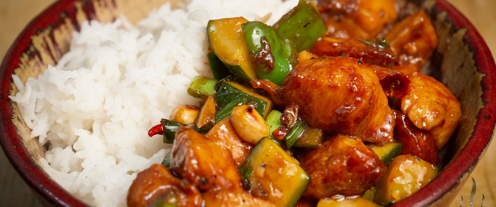 Authentic Kung Pao Chicken