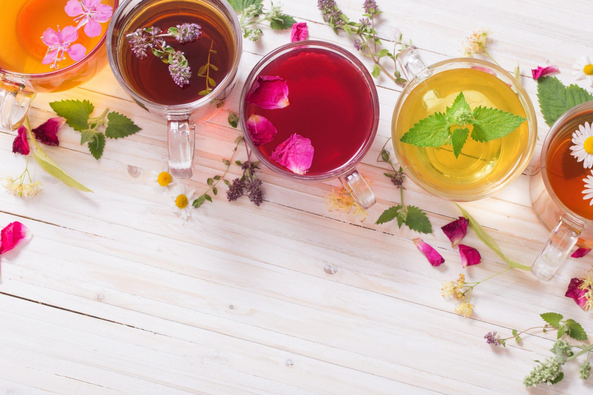 Herbal tea types benefits and side effects foodthesis izmirmasajfo