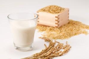 rice milk benefits