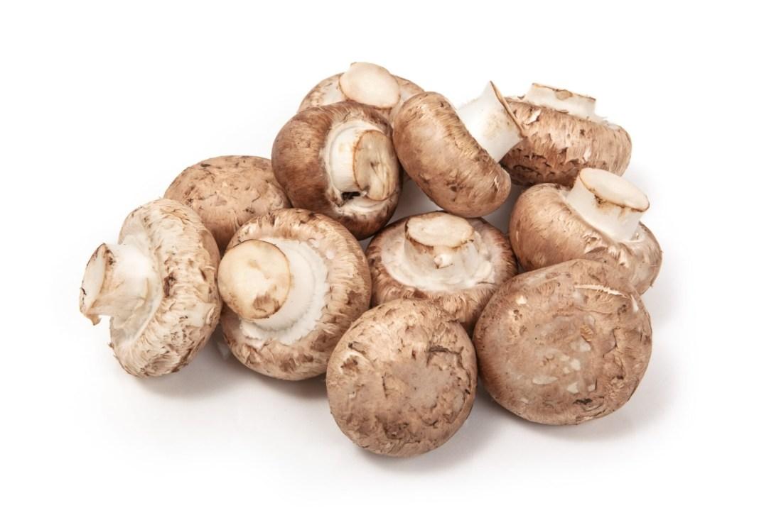 crimini mushrooms health benefits & side effects