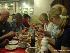 Non-vegetarian Food tour in Kake da hotel