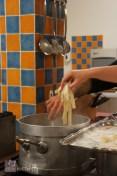 Chef Claudio's kitchen, Tuscany